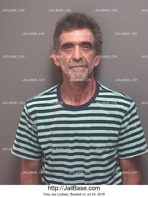 TERRY JOE LINDSEY mugshot picture