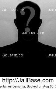 PHILLIP JAMES DEMONIA mugshot picture