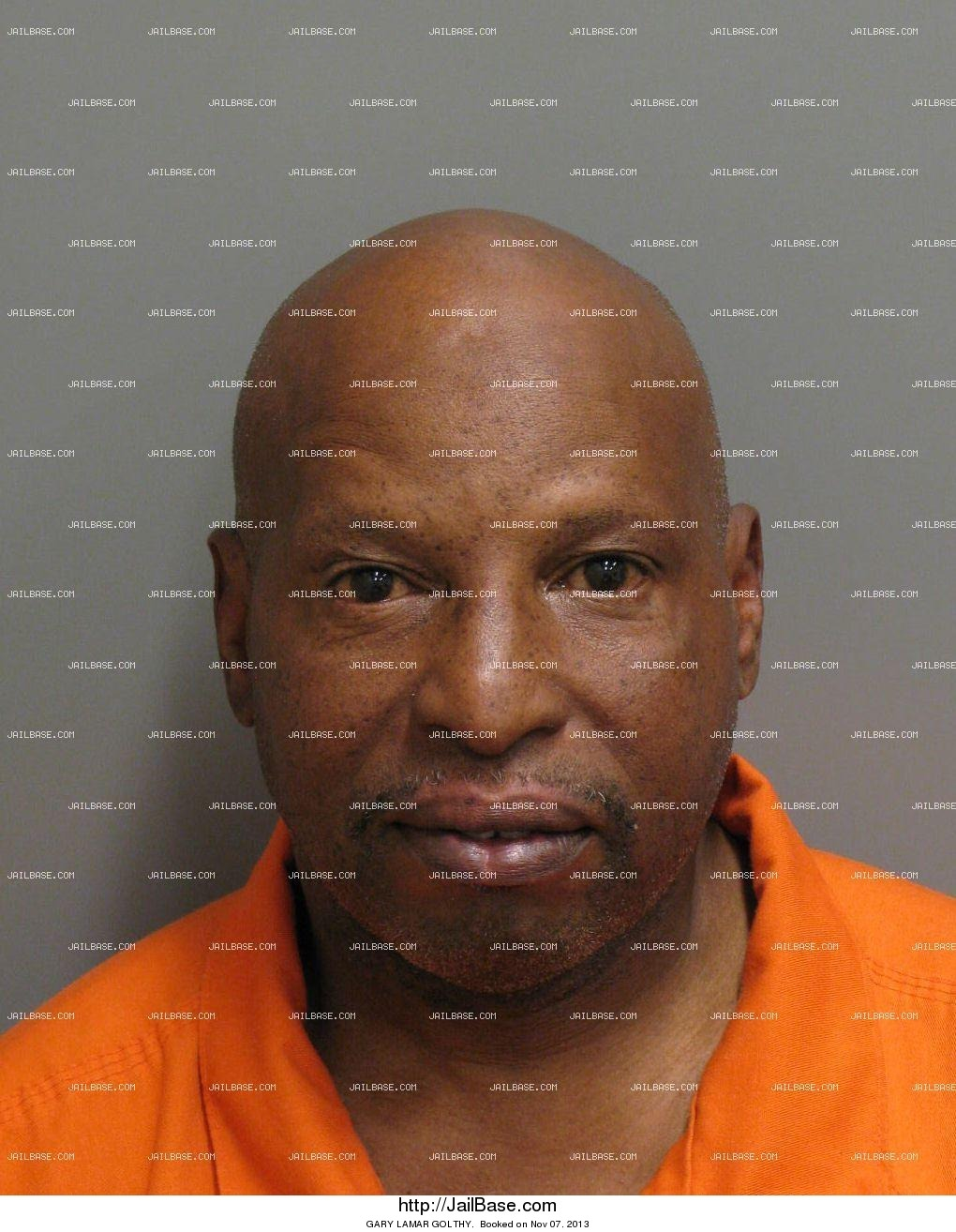 gary lamar golthy mugshot picture
