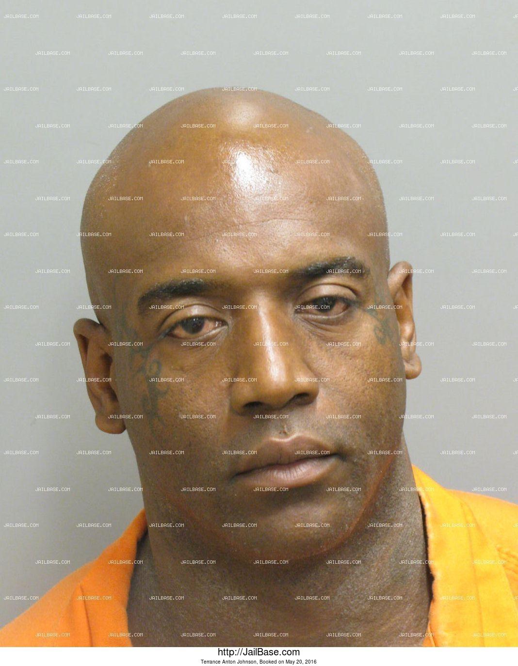 Terrance anton johnson arrested on may 20 2016 jailbase for Terrace johnson