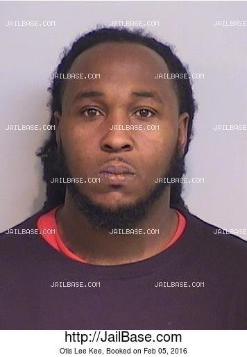 OTIS LEE KEE mugshot picture