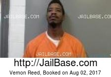 Vernon Reed mugshot picture