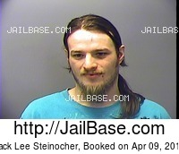 JACK LEE STEINOCHER mugshot picture
