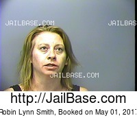 ROBIN LYNN SMITH mugshot picture