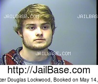 SPENCER DOUGLAS LOCKWOOD mugshot picture