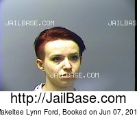 MAKELTEE LYNN FORD mugshot picture