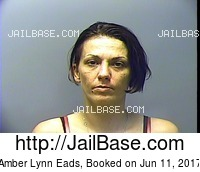 AMBER LYNN EADS mugshot picture