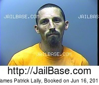 JAMES PATRICK LALLY mugshot picture