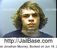 MASON JONATHAN MOONEY mugshot picture