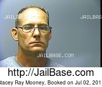 STACEY RAY MOONEY mugshot picture