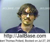 ROBERT THOMAS POLLARD mugshot picture