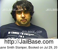 DUANE SMITH STAMPER mugshot picture