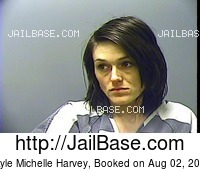 BAYLE MICHELLE HARVEY mugshot picture