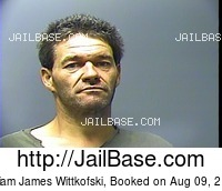 WILLIAM JAMES WITTKOFSKI mugshot picture