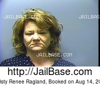 CHRISTY RENEE RAGLAND mugshot picture