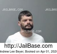 ANDREW LEE BEYER mugshot picture