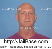ANDREW T WAGGONER mugshot picture