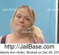 KIMBERLY ANN HOLLEY mugshot picture