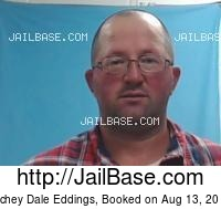 RICHEY DALE EDDINGS mugshot picture