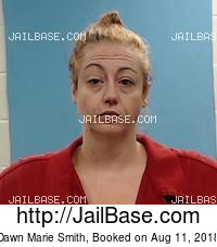 DAWN MARIE SMITH mugshot picture