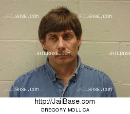 GREGORY MOLLICA mugshot picture