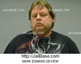 MARK EDWARD DEVIEW mugshot picture