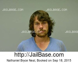 NATHANIEL BRYCE NEAL mugshot picture