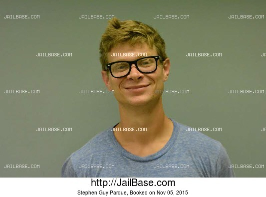 STEPHEN GUY PARDUE mugshot picture