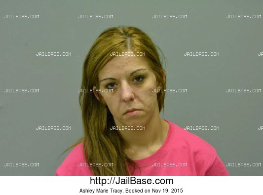 ASHLEY MARIE TRACY mugshot picture
