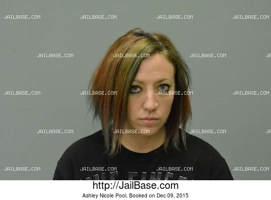 ASHLEY NICOLE POOL mugshot picture