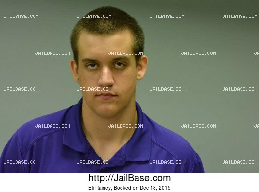ELI RAINEY mugshot picture
