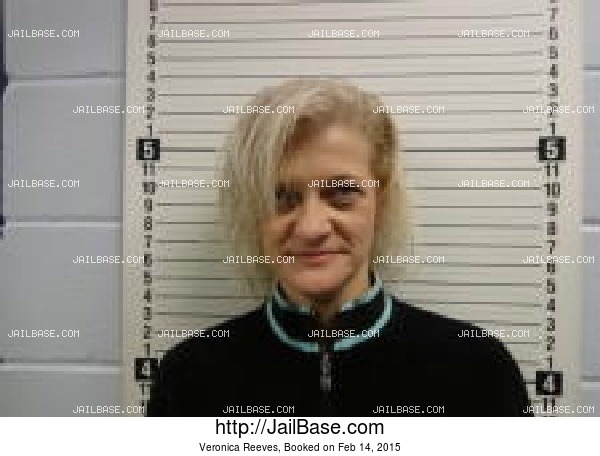 Veronica Reeves mugshot picture
