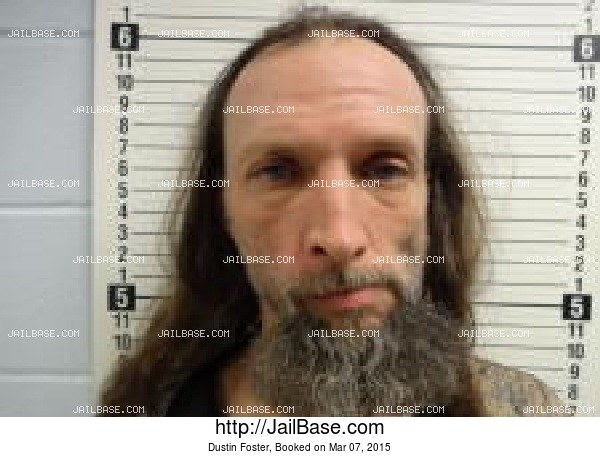 Dustin Foster mugshot picture
