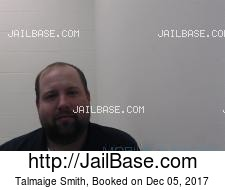Talmaige Smith mugshot picture