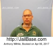 Anthony Wilhite mugshot picture