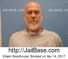 Edwin Greathouse mugshot picture