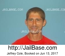 Jeffrey Cole mugshot picture