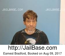 Earnest Bradford mugshot picture