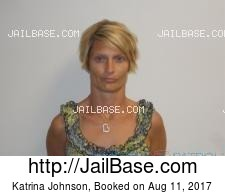 Katrina Johnson mugshot picture