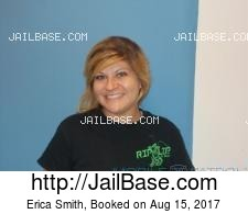 Erica Smith mugshot picture