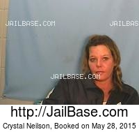 CRYSTAL NEILSON mugshot picture