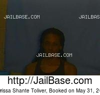MARRISSA SHANTE TOLIVER mugshot picture