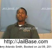 JERRY ARLANDO SMITH mugshot picture