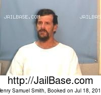 HENRY SAMUEL SMITH mugshot picture