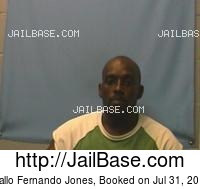 DIALLO FERNANDO JONES mugshot picture