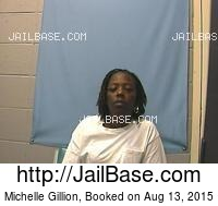 MICHELLE GILLION mugshot picture
