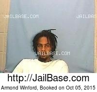ARMOND WINFORD mugshot picture