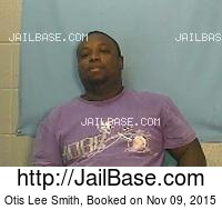 OTIS LEE SMITH mugshot picture