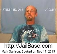MARK GARRISON mugshot picture