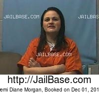 DEMI DIANE MORGAN mugshot picture